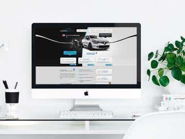 AUTO MOTO SPORT WEBSITE