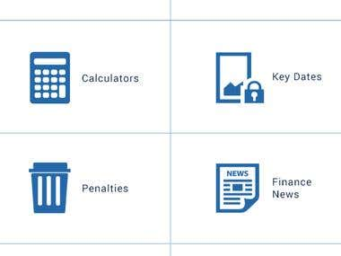 Mobile App for Cyprus Tax calculation