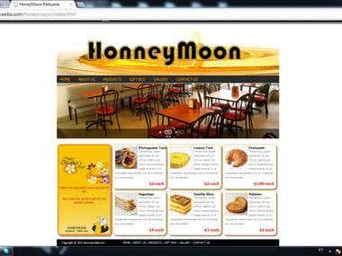 HTML5\CSS3 WEBSITE