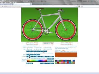 Wheels Configuration Tool