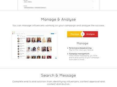 Fanbytes- a Social Influncer Platform