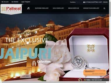 Paliwal Jewellers - an Online Jewellery  Store
