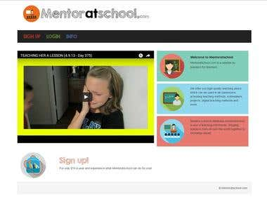 Mentoratschool project