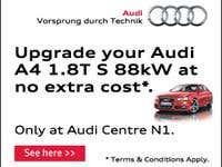 Audi Web Banners