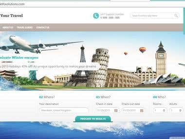 Flight Booking Web Application