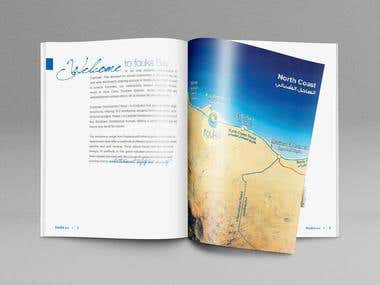 Fouka Bay - Catalog Design