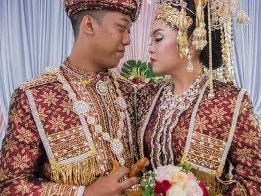 Wedding Of Rezuan & Nurain
