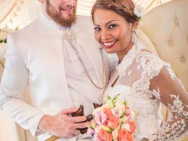 Wedding Of Duncan & Emma