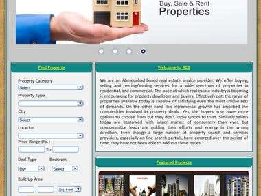 Real Estate Broker Management System