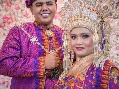 Wedding Of Yazid & Siti