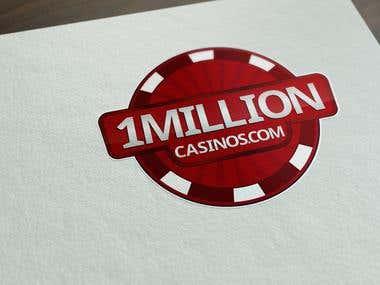 1MillionCasinos.com logo