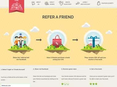 Drupal international project, Responsive web design, PayPal