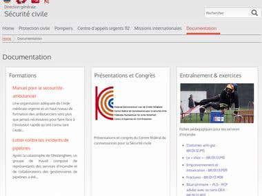 Drupal Belgium OpenFed, Multi-language, Apache Solr Search