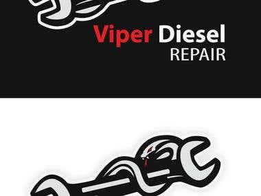 Car Repair logo Concept