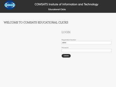 COMSATS Educational Links