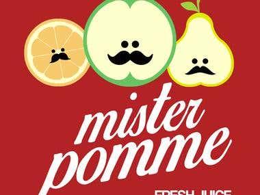 MISTER POMME
