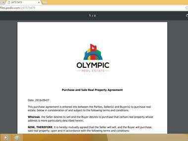 Olympic Real Estate