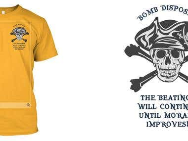 T- Shirt Designs