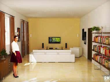 Residential renderings