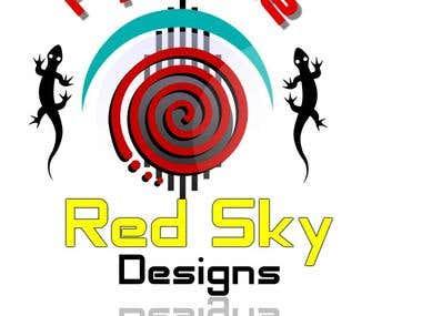 Apache Red Sky Designs Logo