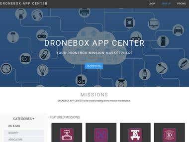 Dronebox App Center