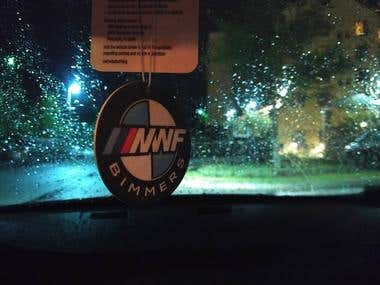 ///NFW Bimmers Logo / Badge