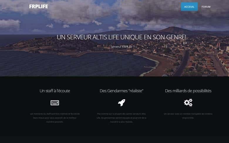 FRPLife - Xenforo CMS | Freelancer