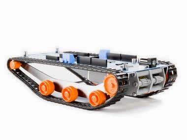 Robot Rover