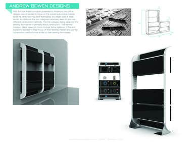 Avidworx: modular store display