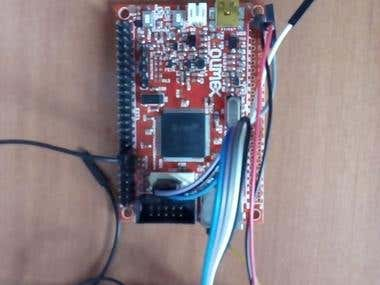 PIC32 firmware