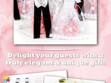 Wedding Trade Show Banner (large print - vector form)
