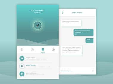 App Design Chat