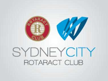 Sydney Rotaract Logo Design