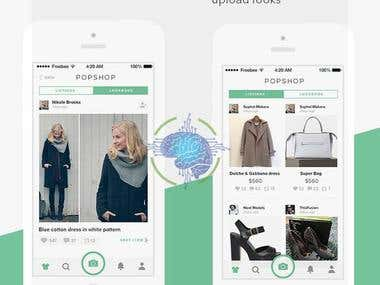 Online Shopping App For IOS