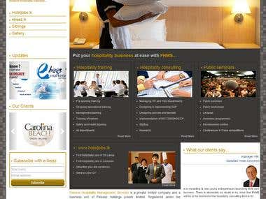 Finesse Hospitality Management Services