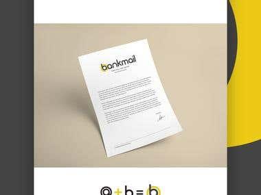 Bankmail logodesign