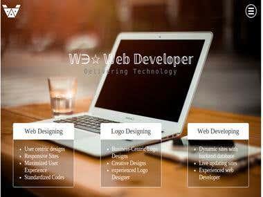 Organisation Portfolio Website