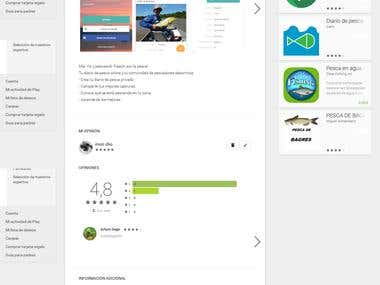 Diario De Pesca App (Android)