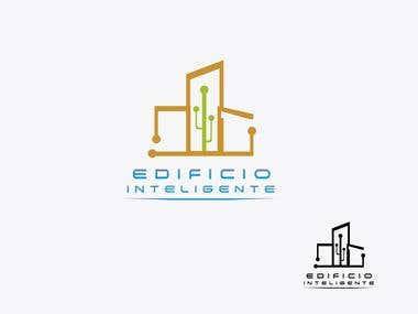 Logotype Edificio Inteligente