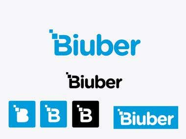 Logotype Biuber