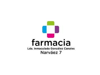 Logotype Farmacia
