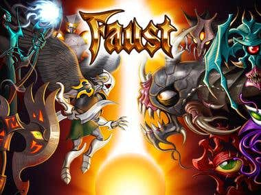 indie game Faust