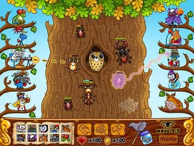 Indie game Defend Fairyland