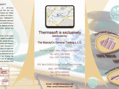Flayer for TheBeautyCo