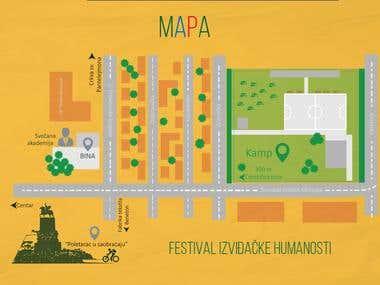 Brochure for Lola FEST