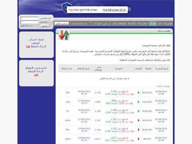 Forex Royals Website