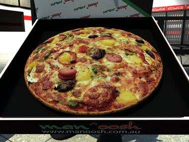 Manoosh Pizzeria Spot