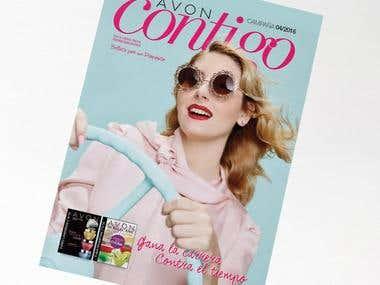 Revista Avon Contigo