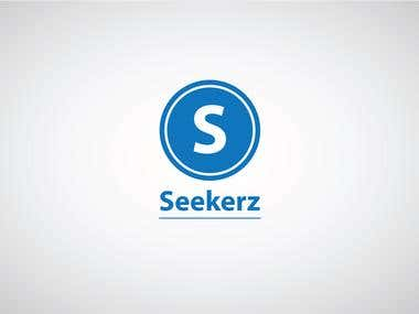 Design a Logo for Seekerz App