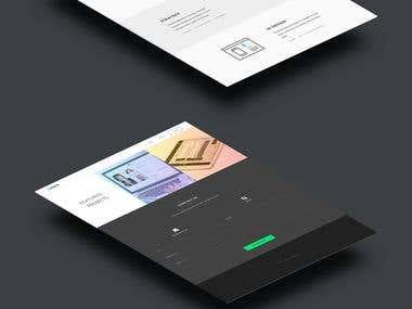UX Strats Website